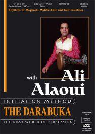Arabic drum BOOK From Hobgoblin Music THE DARABUKA BOOK/&DVD with Ali Alaoui
